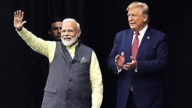 अंतरराष्ट्रीय मीडिया में भी छाया Howdy Modi, बताया ऐतिहासिक